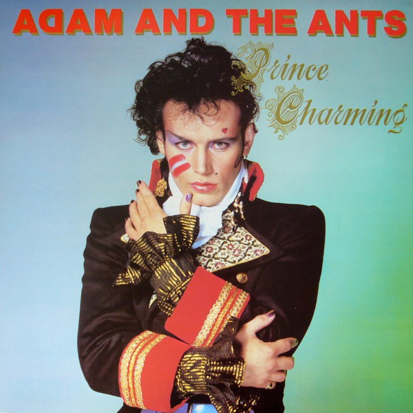 Adam And The Ants Prince Charming Vinyl