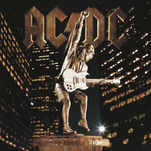 AC/DC Stiff Upper Lip Vinyl