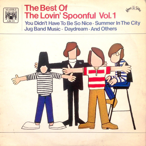 The Lovin Spoonful The Best Of The Lovin Spooful Vol 1