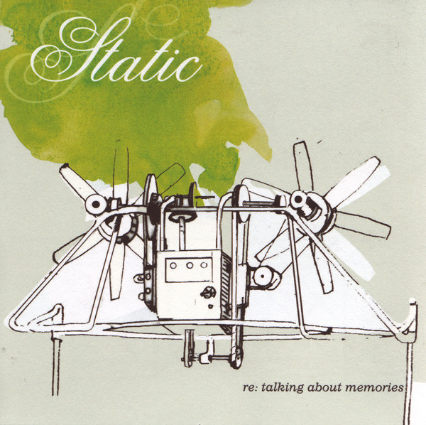 Static Re: Talking About Memories CD