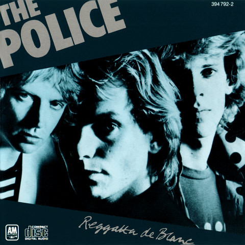 The Police Regatta De Blanc
