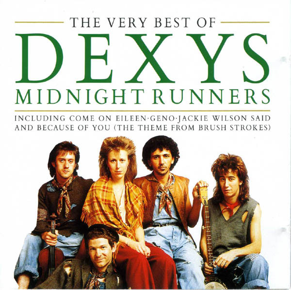 Dexys Midnight Runners The Very Best of Dexys Midnight Runners CD