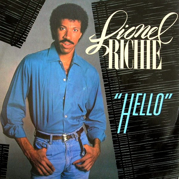 Richie, Lionel Hello Vinyl