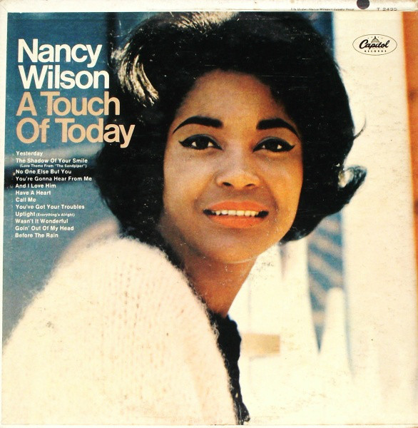 Wilson, Nancy A Touch Of Today