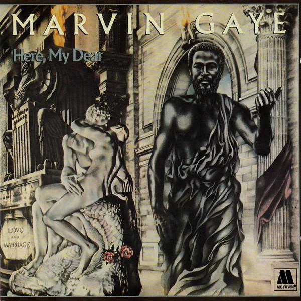 Gaye, Marvin Here My Dear CD