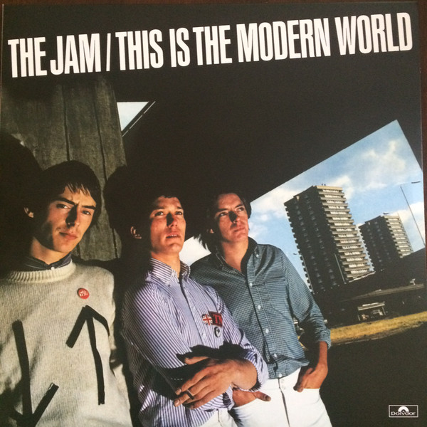 The Jam This Is The Modern World
