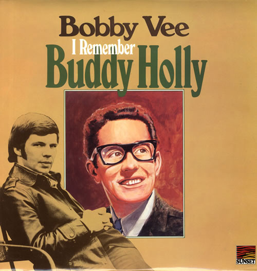 Vee, Bobby I Remember Buddy Holly Vinyl