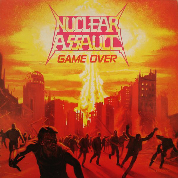 Nuclear Assault Game Over