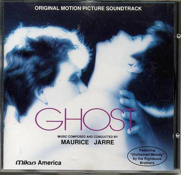Maurice Jarre Ghost (Original Motion Picture Soundtrack) Vinyl