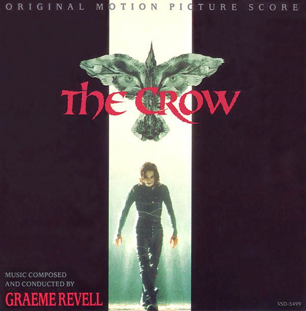 Revell, Graeme The Crow