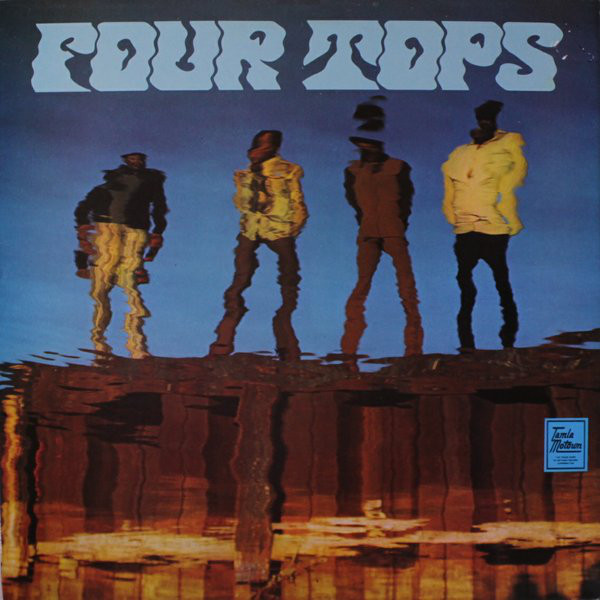 Four Tops Still Waters Run Deep Vinyl