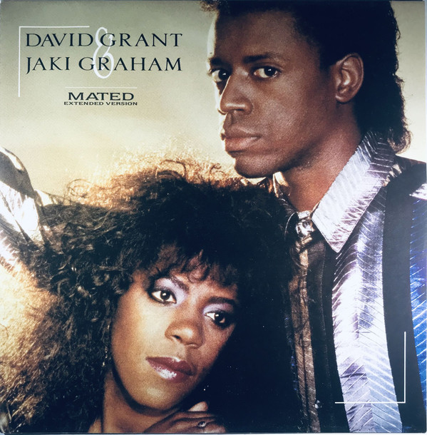 David Grant & Jaki Graham Mated Vinyl