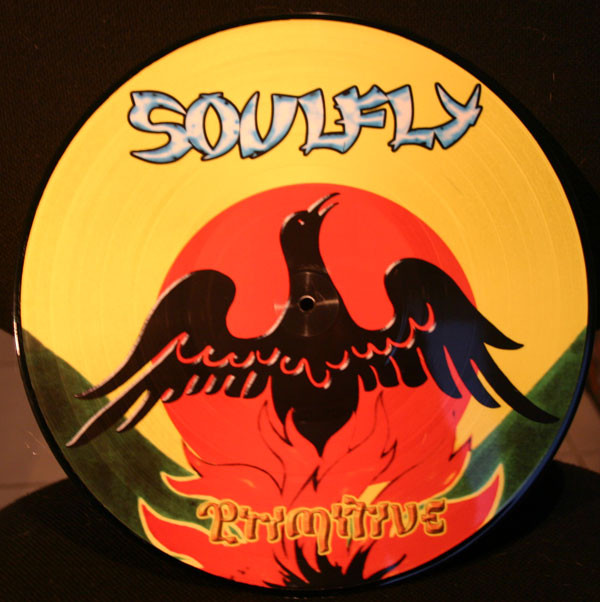 Soulfly Primitive Vinyl