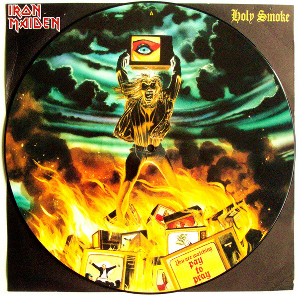 Iron Maiden Holy Smoke