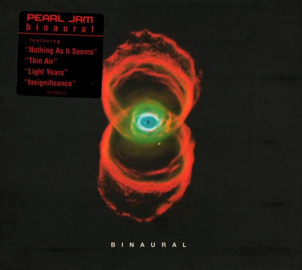 Pearl Jam Binaural