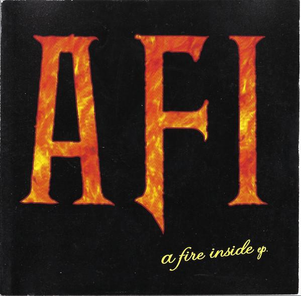 AFI a fire inside ep. CD