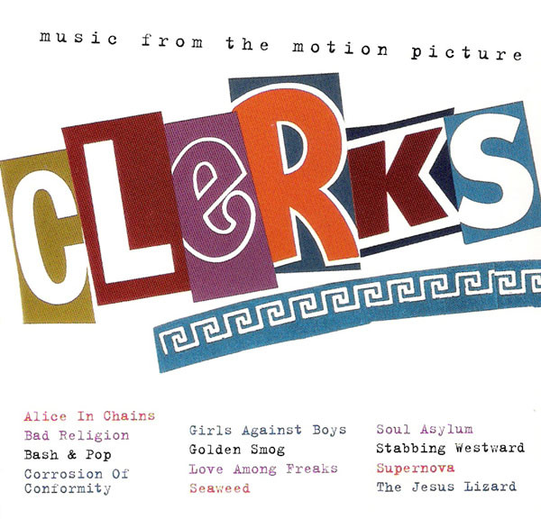 Various Clerks (Music From The Motion Picture) Vinyl