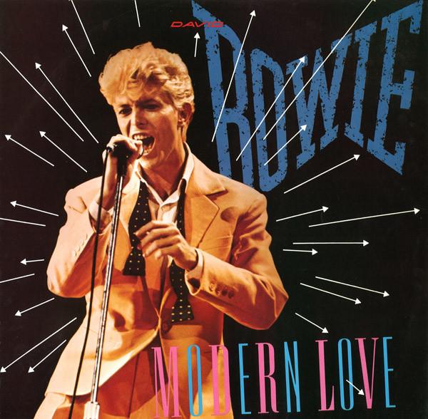 David Bowie Modern Love Vinyl