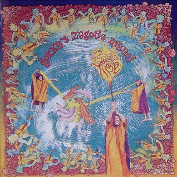 Gorky's Zygotic Mynci Bwyd Time CD