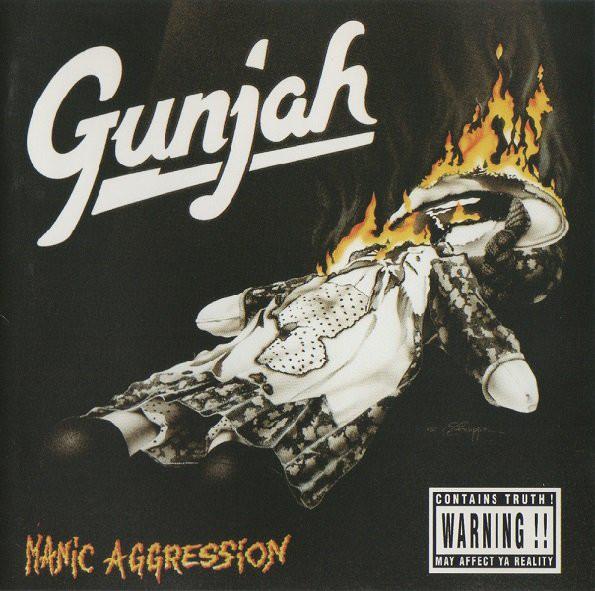 Gunjah Manic Aggression Vinyl