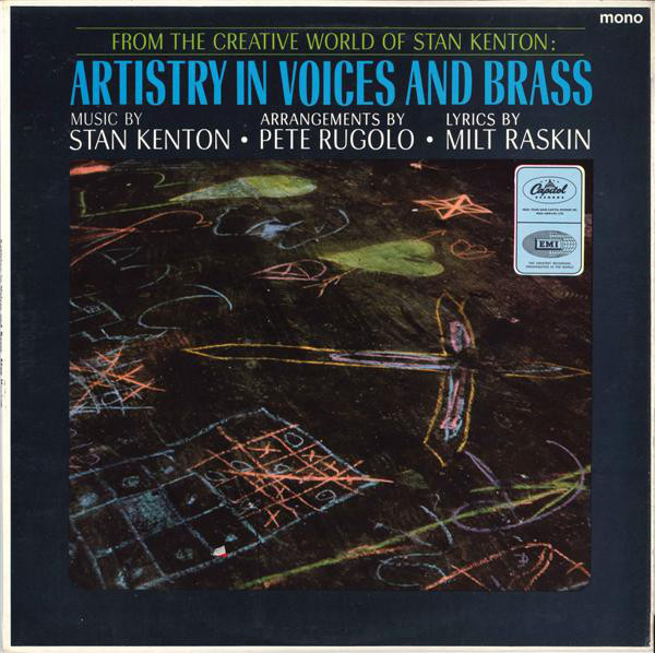 Kenton, Stan Artistry In Voices And Brass Vinyl