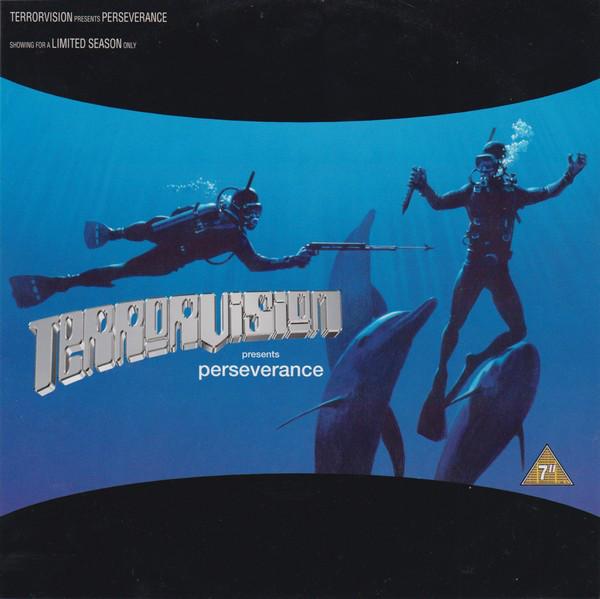 Terrorvision Perseverance Vinyl