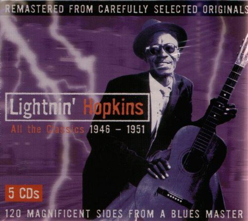 Hopkins, Lightin' All The Classics 1946-1951