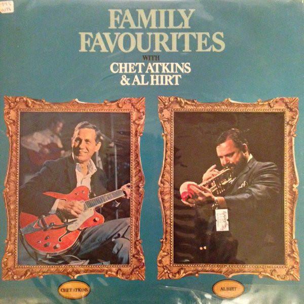 Atkins, Chet & Al Hirt Family Favourites Vinyl
