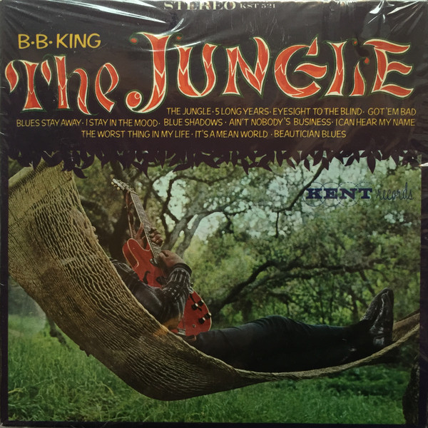 King, B.B. The Jungle