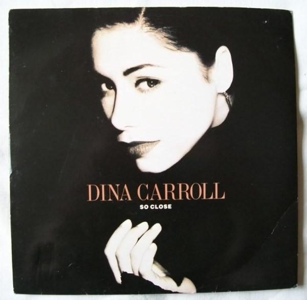Carroll, Dina So Close Vinyl