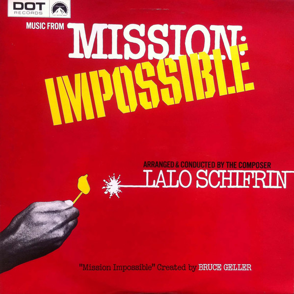 Lalo Schifrin Music From Mission: Impossible