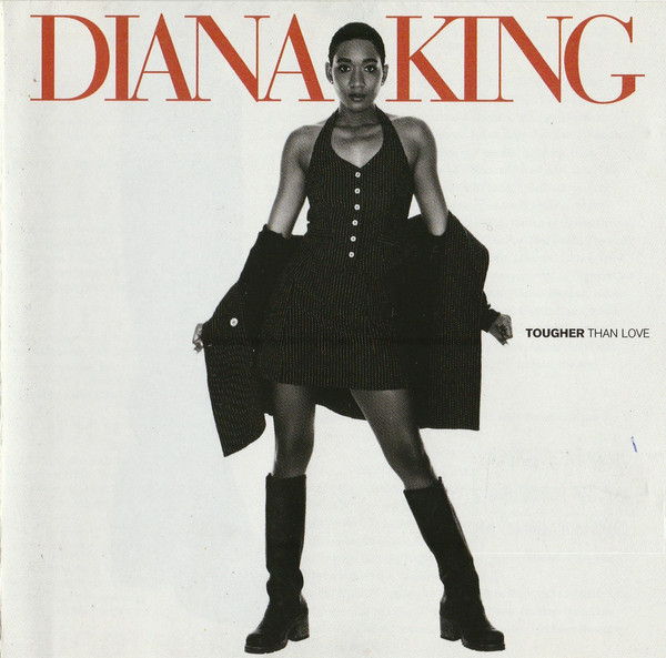 King, Diana Tougher Than Love Vinyl