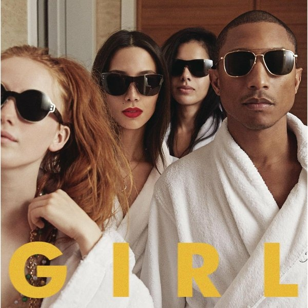 Williams, Pharrell Girl Vinyl
