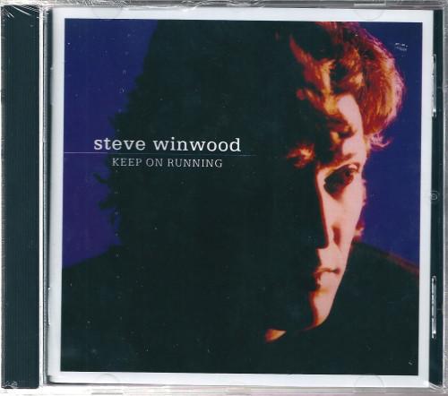 Winwood, Steve Keep On Running