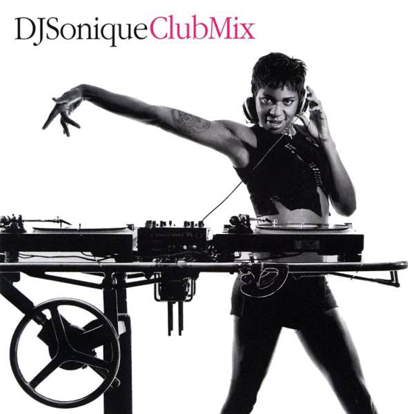 Sonique Club Mix CD