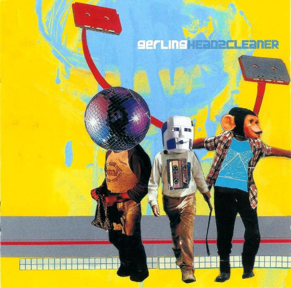 Gerling  Headzcleaner CD