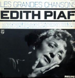 Piaf, Edith Les Grandes Chansons