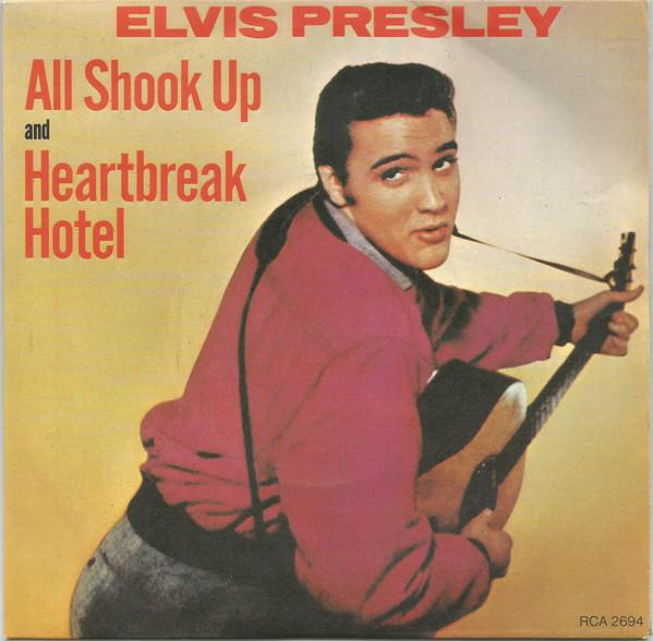 Presley, Elvis All Shook Up Vinyl