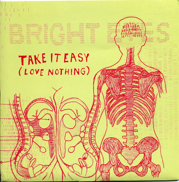 Bright Eyes Take It Easy (Love Nothing)  Vinyl