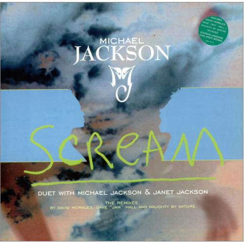 Michael Jackson Scream (The Remixes) Vinyl