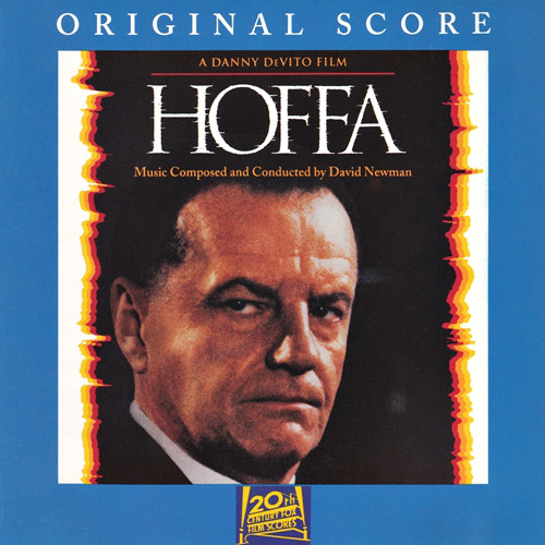 David Newman Hoffa - Original Score CD