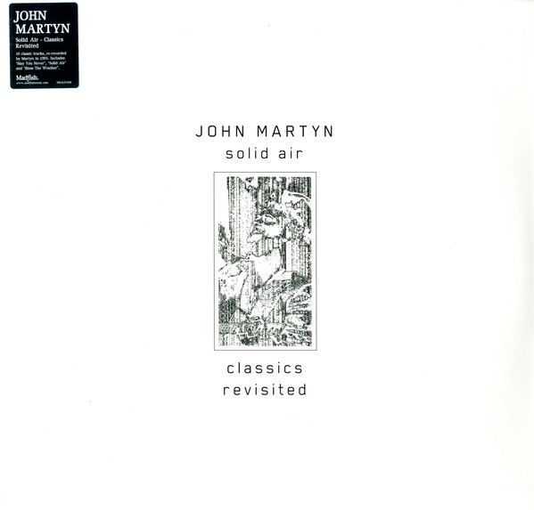 Martyn, John Solid Air Classics Revisited Vinyl