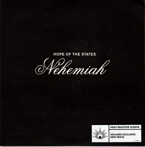 Hope Of The States Nehemiah Vinyl