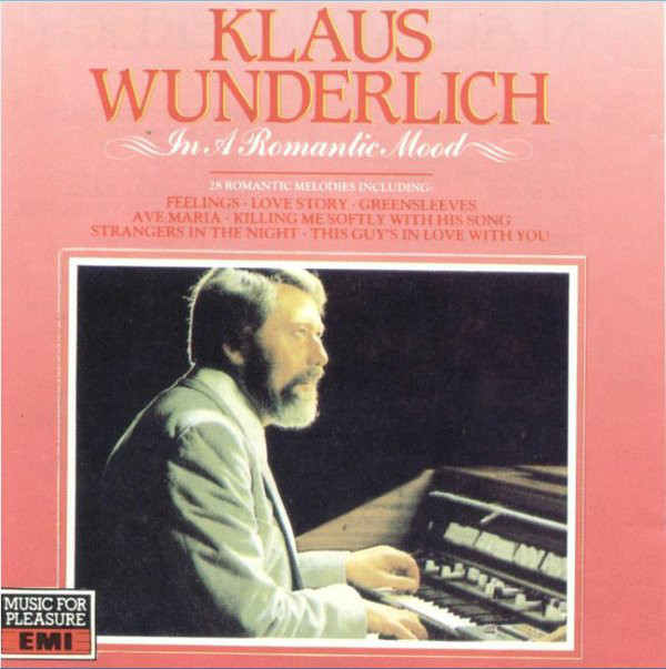 Wunderlich, Klaus In A Romantic Mood Vinyl