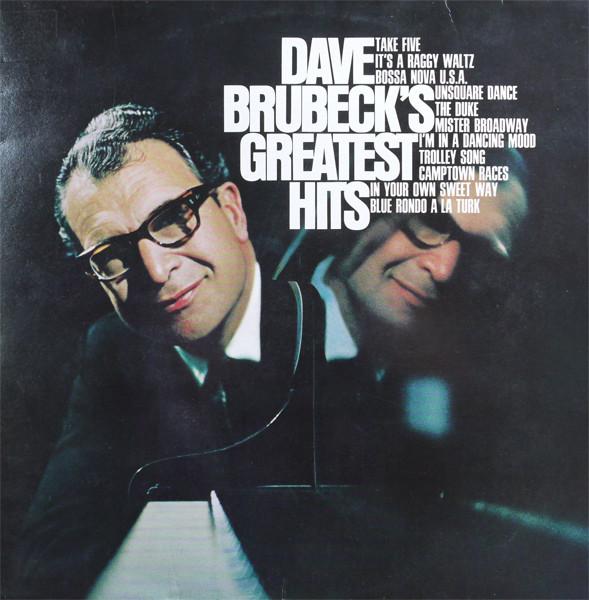 Dave Brubeck Dave Brubeck's Greatest Hits Vinyl