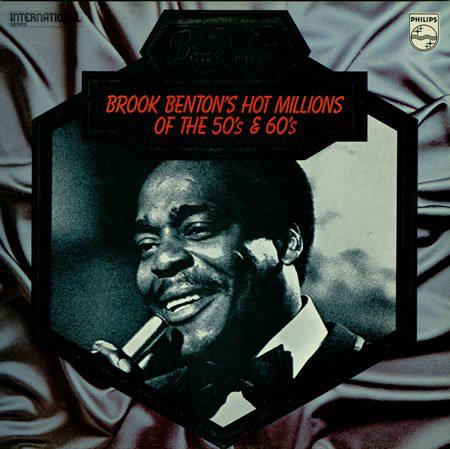 Benton, Brook Brook Benton's Hot Millions Of The 50's & 60's Vinyl