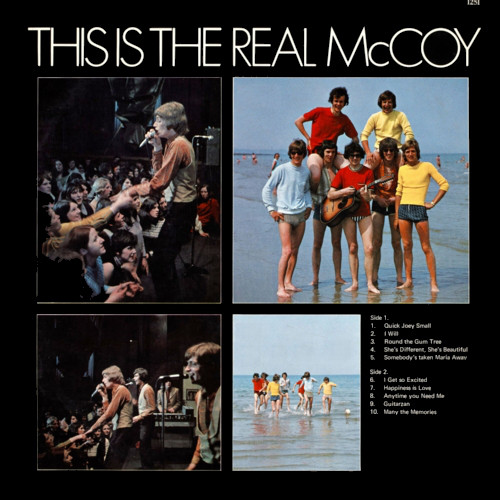 The Real McCoy This Is The Real McCoy