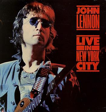 Lennon, John Live In New York City