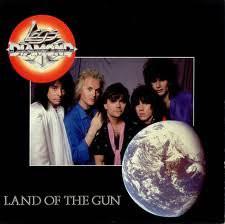 Legs Diamond Land Of The Gun Vinyl
