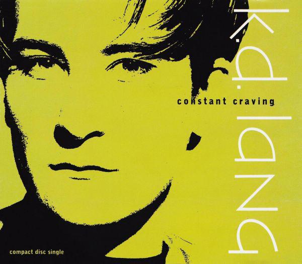 Lang, K.D. Constant Craving Vinyl